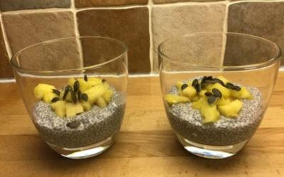 Chai Seed Breakfast Pots